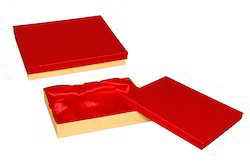 Gift Box with Satin Tray