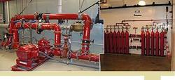 Fire Detection/Extinguishing Systems