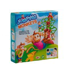 Jumping Paradise Monkey Big