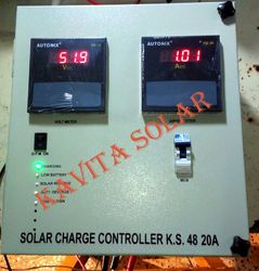 Solar Charge Controller (48V-20A)
