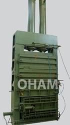 OHAM Coir Fiber Baling Press