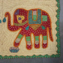 christmas home decor items at rs 500 piece embroidered wall hangings id 4143570688 - Home Decor Item