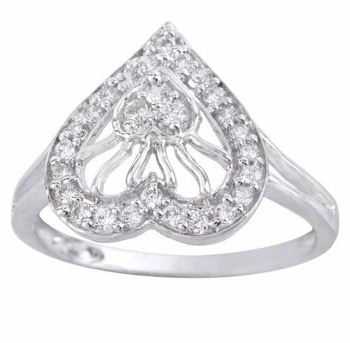 925 Sterling Silver Finger Ring