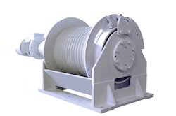 Heavy Electric Winch