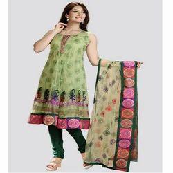 Sleeveless Salwar Suits