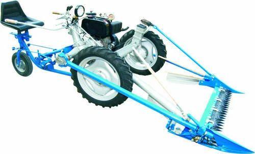 bcs disc mower tractor mounted fodder harvester doaba agrotech