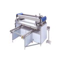Large Semi Automatic Screen Printing Machine