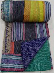 Patch Work Kantha Quilts