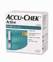 Accu-Chek Strips