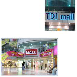 LED Board for Malls