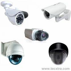 Cctv Video Camera Closed Circuit Television Video Camera