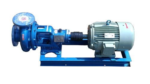 Horizontal Centrifugal Pumps - Metallic Centrifugal Pumps
