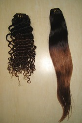 Natural Hair Extension (Multi Colored)