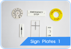 Sign Plates