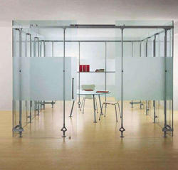 Glass Partition In Faridabad Haryana Glass Partition
