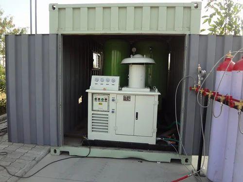 Biogas Purification Plant - Biogas Enrichment and Bottling Plant