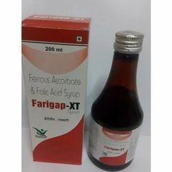 Ferrous Ascorbate & Folic Acid  Syrup