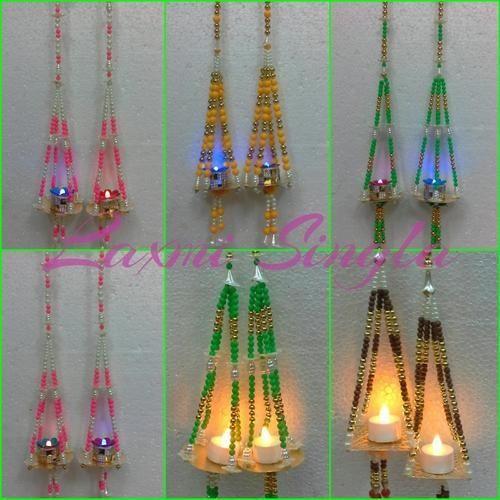 Diwali Hangings Door Hanging Beads Manufacturer From Delhi