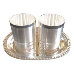 Silver Plated Utensils  sc 1 st  IndiaMART & Silver Plated Utensils | Shree Arihant Industries | Manufacturer in ...