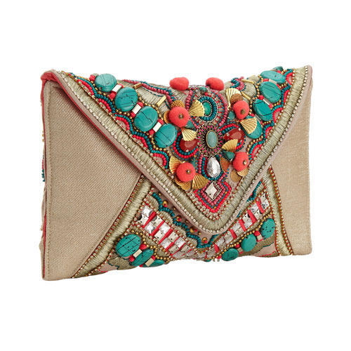 87cde89855 Beaded Clutch Bag at Best Price in India