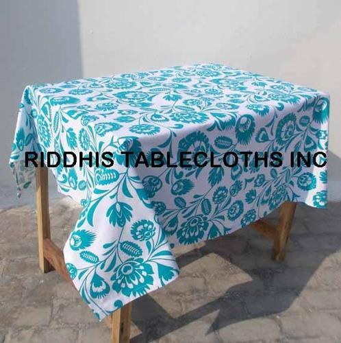 Cotton Printed Table Covers Riddhi Textiles Inc Exporter In
