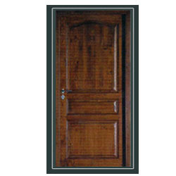 Wooden Paneled Doors