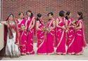 Bridesmaid Designer Sarees