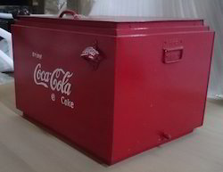 Iron Coca Cola Box
