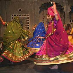 Rajasthani Ghoomar Dance Services