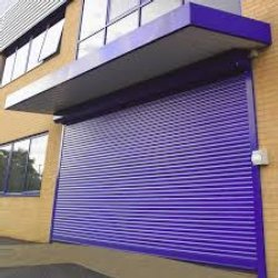 Security Rolling Shutter