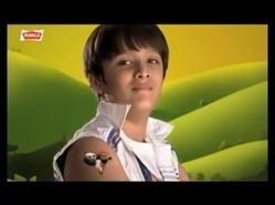Parle Kaccha Mango Tattoo Commercial