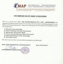 MAP Technical Consultancy (MTC)