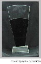 29 cm Crystal Trophies