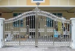 Antique Design SS Gate