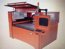 Jeans Engraving machine