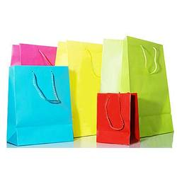 Gift Bags - Plastic Gift Bags Manufacturer from Tiruppur