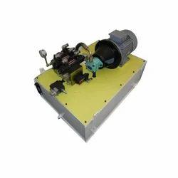 Hydraulic Iron Worker Power Pack