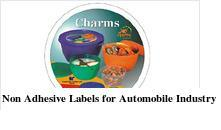 Non Adhesive Labels For Automobile Industry