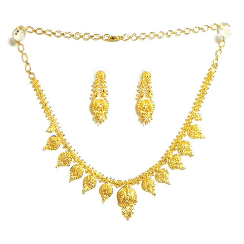 65a784c7b8162 Gold Plated Jewelry - Gold Plated Jewellery Latest Price ...
