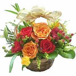Love You Forever Flower Basket