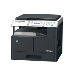 Windows 8 Multi-Function Photocopy Machine MODEL 205i/225i, Model Name/Number: Bizhub 205i, Supported Paper Size: A3