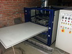 Thermofarming Glass Cup Plate Machine