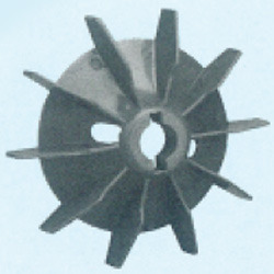 Plastic Fan Suitable For Siemens/BharatBijlee 100 Frame Size