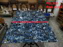 Blue Agate Slab and Tiles