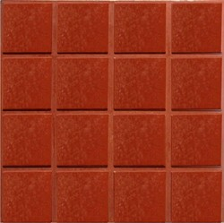 PVC Chequered Tiles Moulds (CT-07)