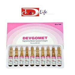 Ergometrine Maleat Injection 0.5mg