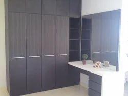 Wooden Office Cupboard