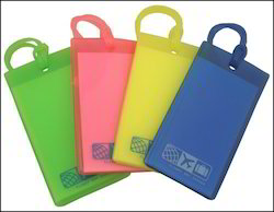 Colour PVC Tags