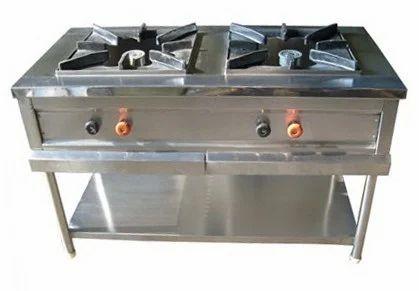 Commercial Kitchen Gas Burner