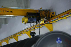 Electric Operated Wire Rope Hoist